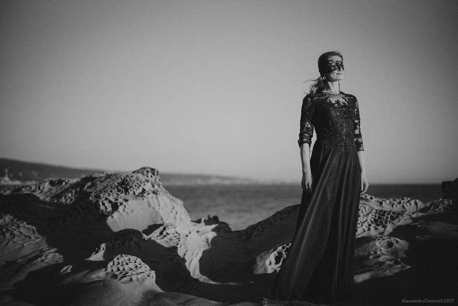 bridal portrait photographer Tuscany Italy