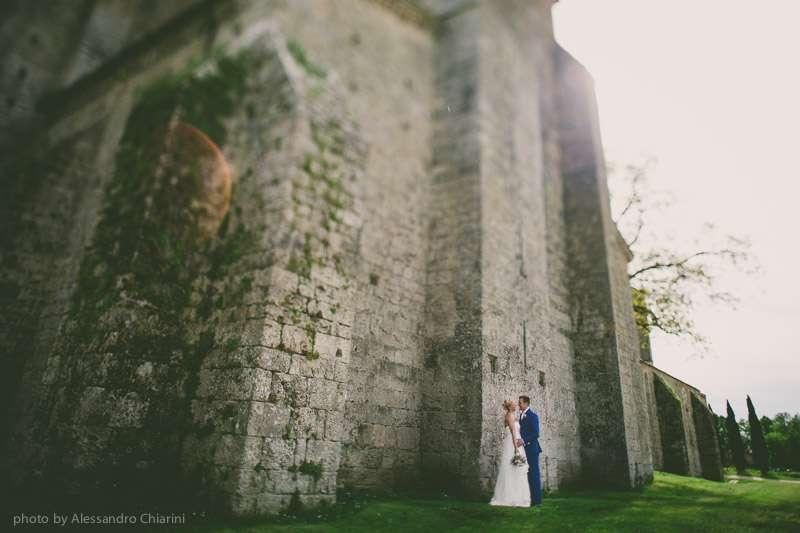 foto matrimoni San Galgano
