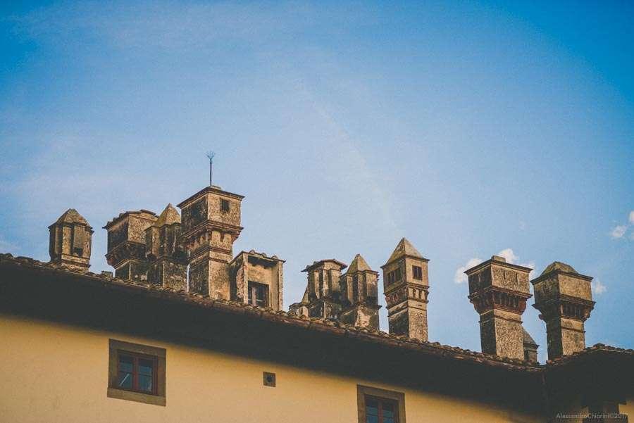 foto matrimonio villa La Ferdinanda Artimino