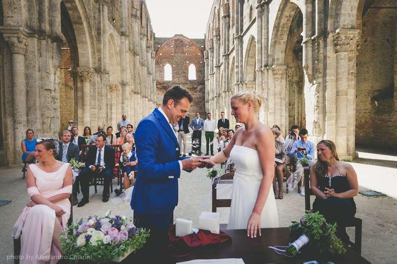 fotografo matrimonio San Galgano