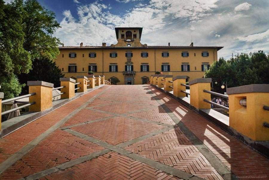 fotografo matrimonio villa Castelletti Signa