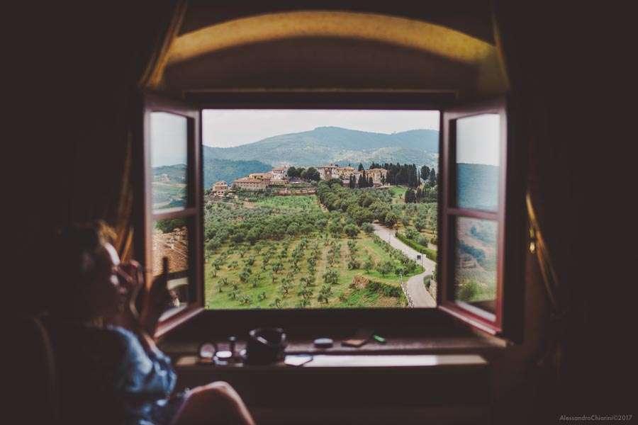 matrimonio villa Artimino fotografie