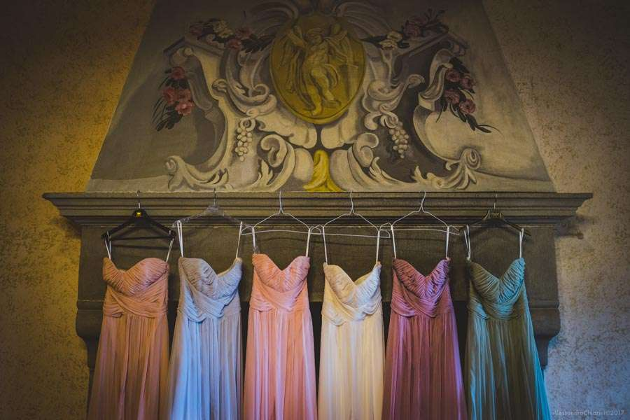 matrimonio villa Artimino Toscana