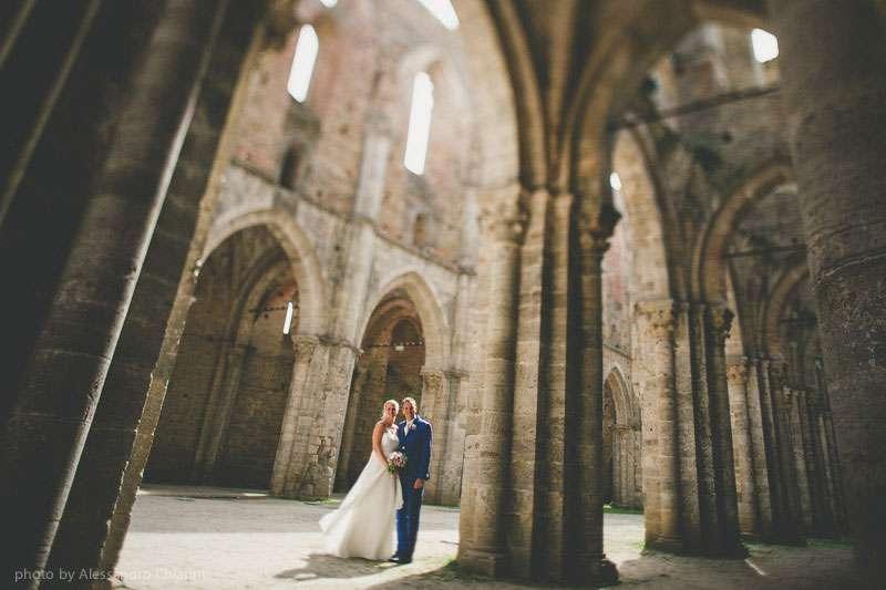 San Galgano fotografo matrimonio Siena