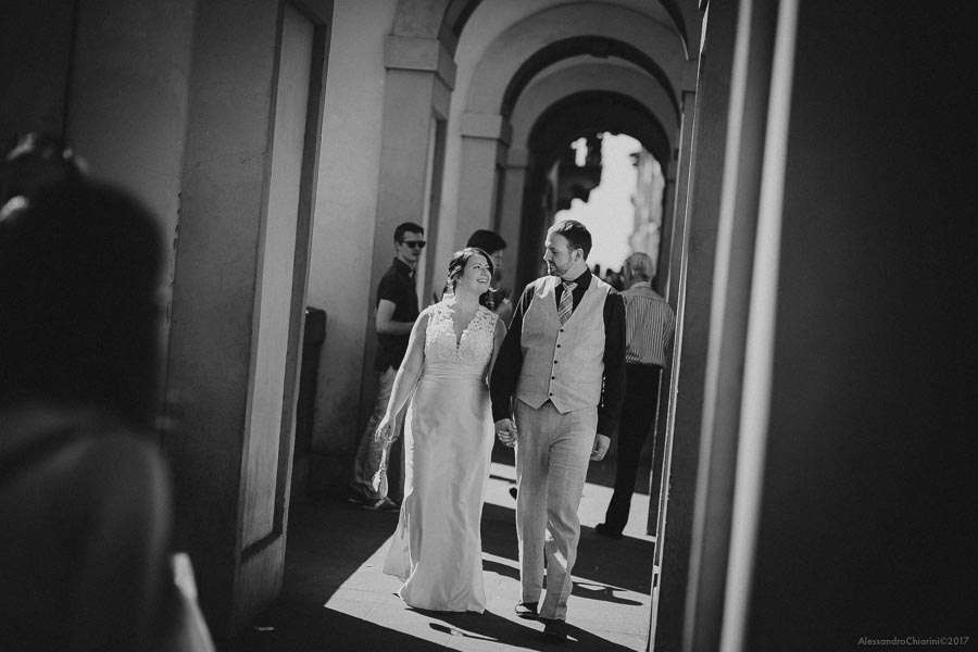 Ponte Vecchio wedding-photographer in Florence Italy