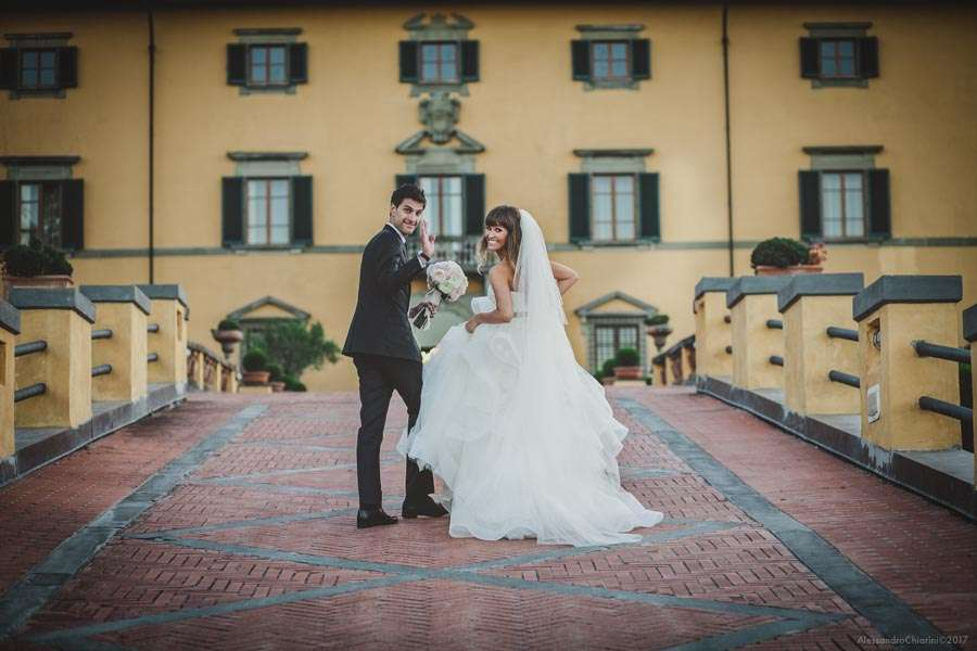 wedding photographer villa Castelletti Signa