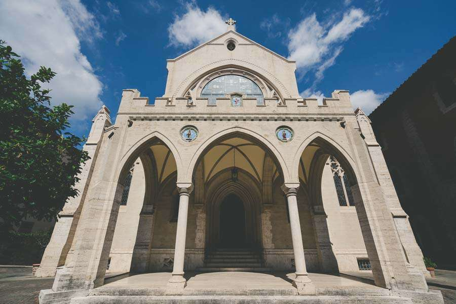 American Episcopal Church-saint-james Florence Italy wedding photographer