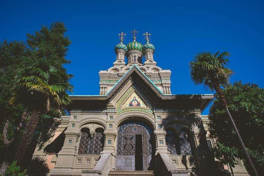 Russian Orthodox Church Florence Italy wedding photographer